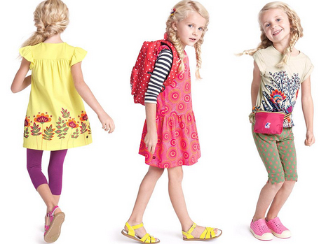 Girl Clothes (2-8yrs)
