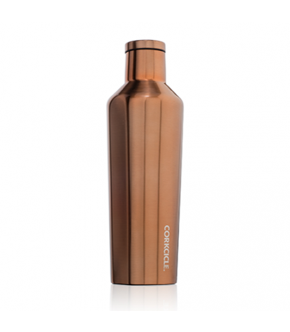 Corkcicle - Canteen 16oz Brushed Copper