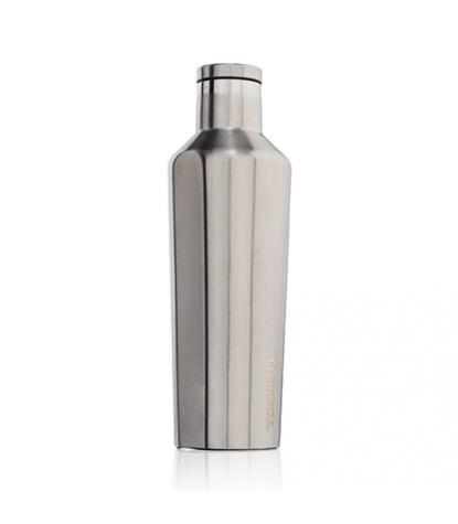 Corkcicle - Canteen 16oz Brushed Steel
