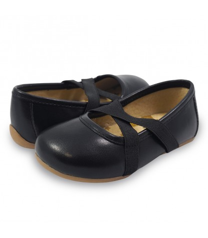 Livie and Luca Aurora Ballet Flat Black Product Image