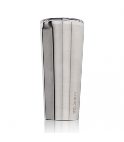Corkcicle – Tumbler 24oz Brushed Steel