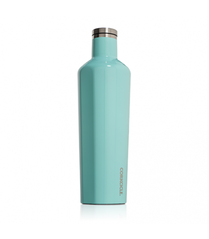 Corkcicle - Canteen 25oz Turquoise