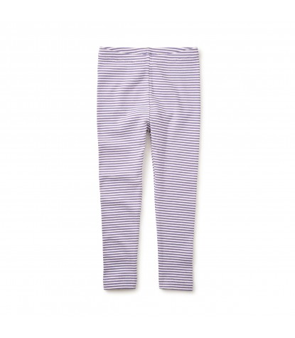 Tea Collection Striped Leggings in Taffy Image