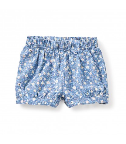 Tea Collection Sigrid Bubble Shorts in Moonlight Blue