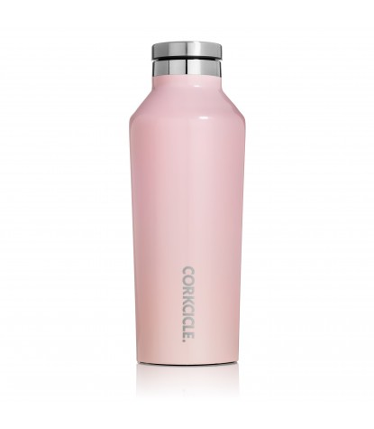 Corkcicle - Canteen 9oz Rose Quartz