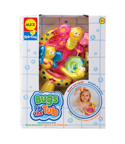 Alex Toys – Bugs in the Tub