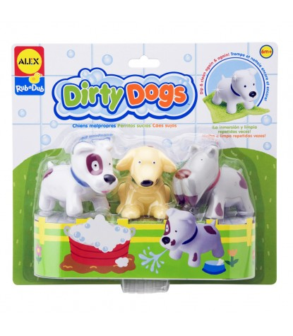 Alex Toys – Dirty Dogs