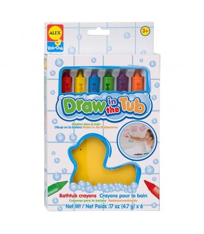 Alex Toys – Draw in the Tub