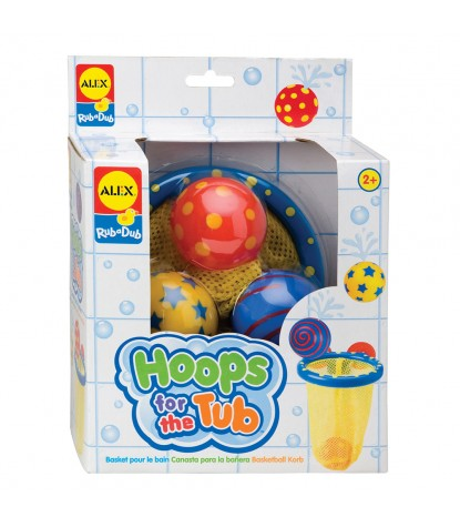 Alex Toys – Hoops for the Tub