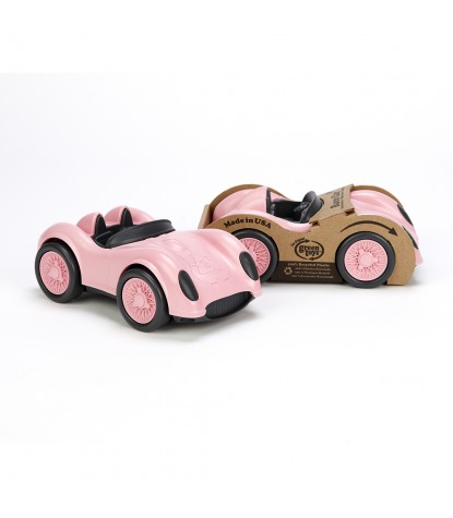 Green Toys – Race Car, Pink