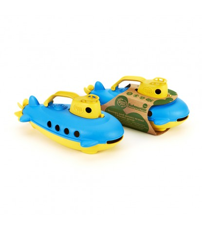 Green Toys – Submarine, Blue