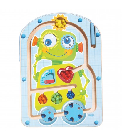 Haba – Robot Ron Magnetic Game