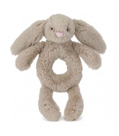 Jellycat – Bashful Bunny Grabber Beige