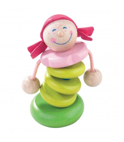 Haba – Rosella Clutching Toy
