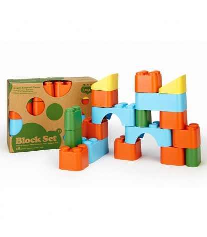Green Toys – Block Set