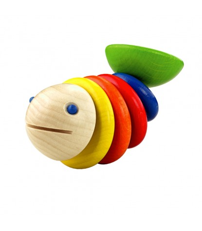 Haba – Moby Clutching Toy