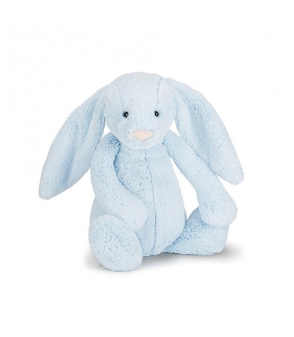 Jellycat – Bashful Baby Blue Bunny Large