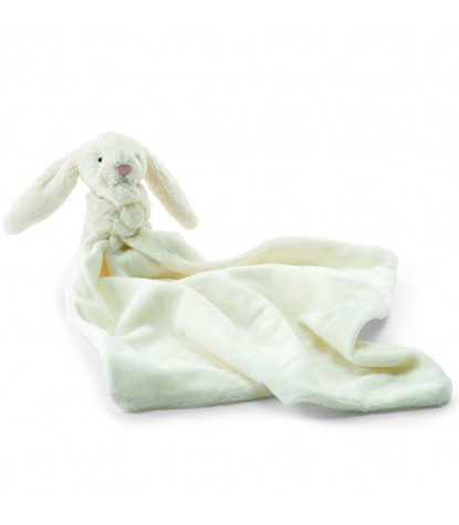 Jellycat – Bashful Cream Bunny Soother