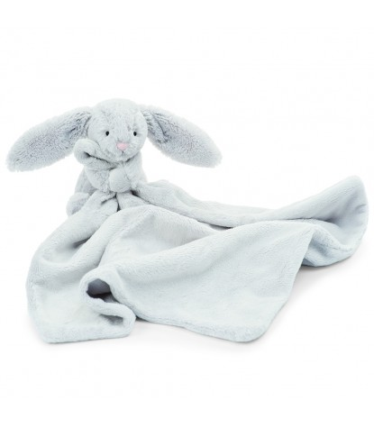 Jellycat – Bashful Grey Bunny Soother