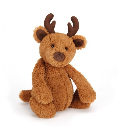 Jellycat – Bashful Reindeer Medium