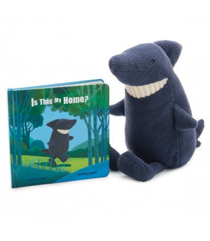 Jellycat – Is This My Home? Board Book