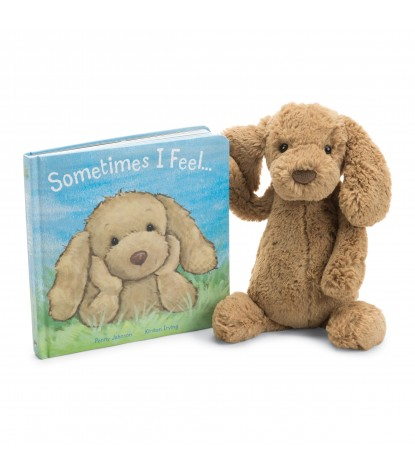 Jellycat – Sometimes I Feel... Board Book
