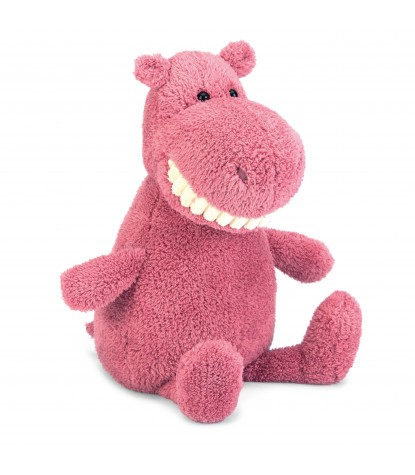 Jellycat – Toothy Hippo