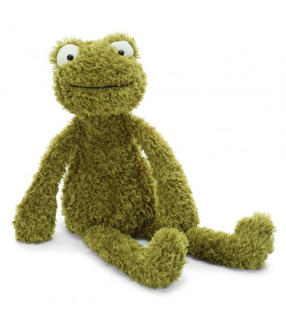Jellycat – Wild Thing Frog