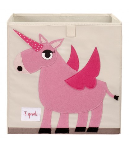 3 Sprouts – Unicorn Storage Box