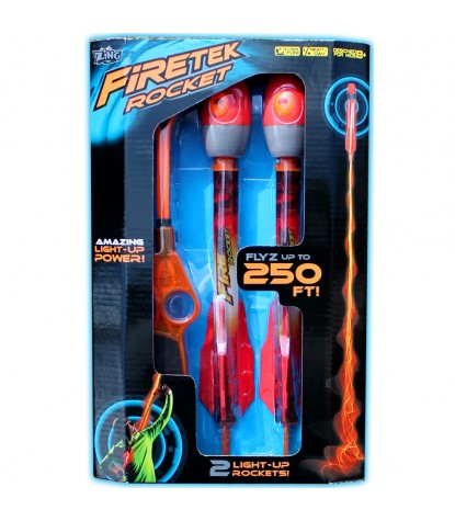 Zing Toys – Firetek Rocket Double Pack