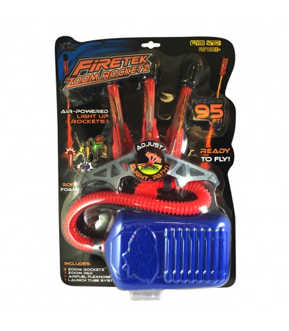Zing Toys – Firetek Zoom Rocketz