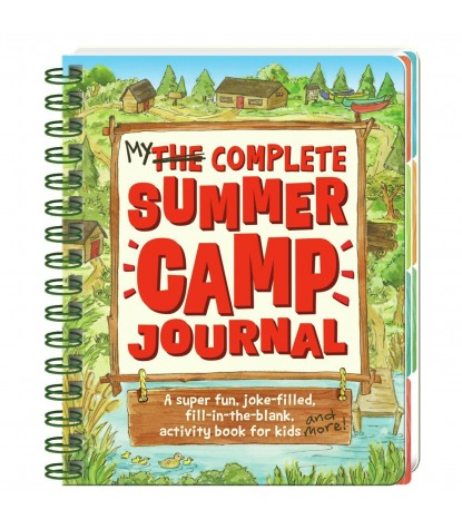 Peaceable Kingdom – Complete Summer Camp Journal