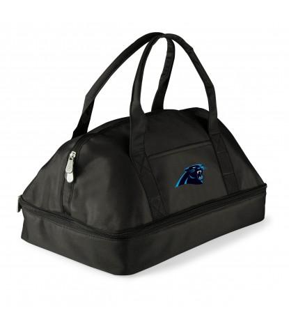 Picnic Time – Potluck Tote Carolina Panthers Edition