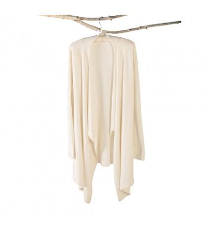 Barefoot Dreams – Bamboo Chic Lite Calypso Wrap Pearl