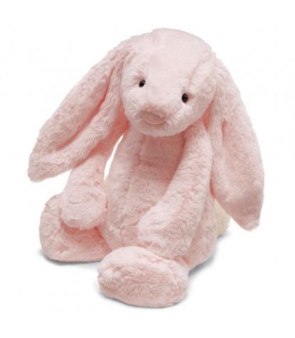 Jellycat – Bashful Pink Bunny Chime