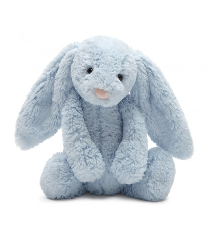 Jellycat – Bashful Blue Bunny Chime