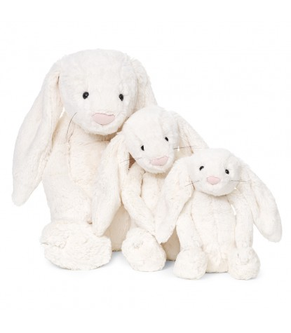Jellycat – Bashful Cream Bunny Huge