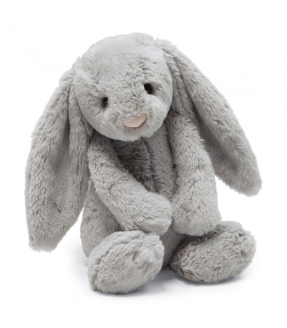 Jellycat - Bashful Grey Bunny Medium