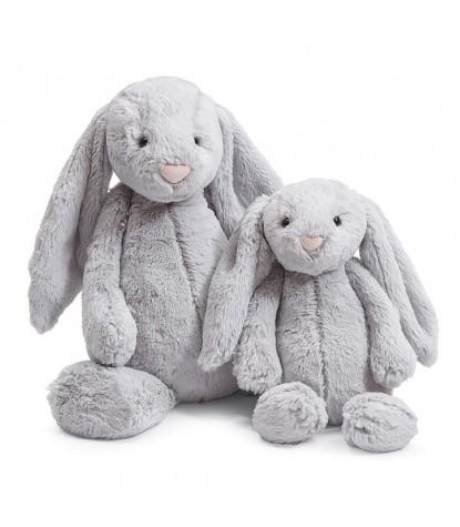 Jellycat – Bashful Grey Bunny Large