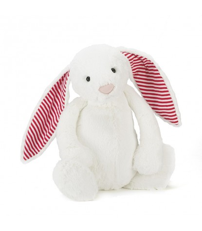 Jellycat – Candy Stripe Bunny Huge