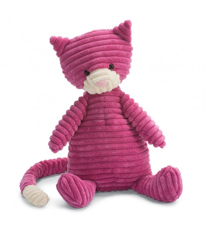 Jellycat – Cordy Roy Pink Cat 'New'