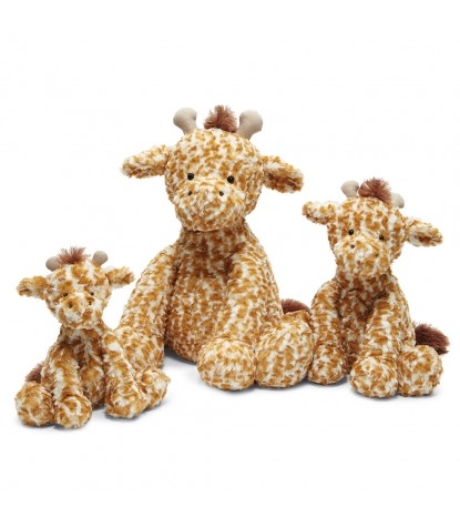 Jellycat - Fuddlewuddle Giraffe Huge