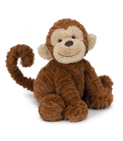 Jellycat – Fuddlewuddle Monkey