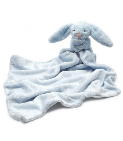 Jellycat – Bashful Blue Bunny Soother