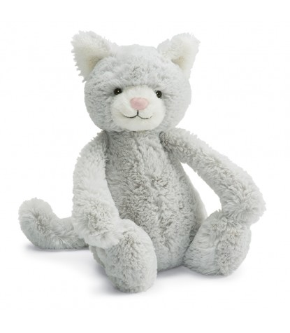 Jellycat – Bashful Grey Kitty