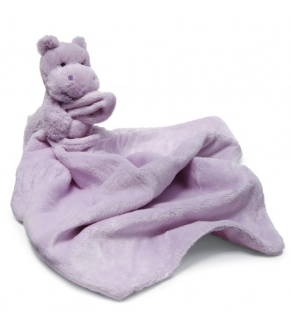 Jellycat – Bashful Lilac Hippo Soother