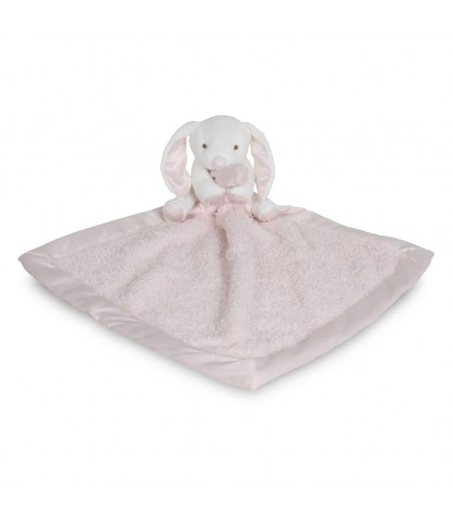 Barefoot Dreams – CozyChic Barefoot Buddie Pink Bunny