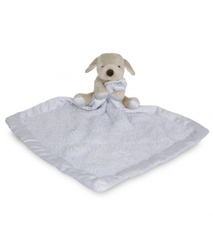 Barefoot Dreams – CozyChic Barefoot Buddie Blue Puppy