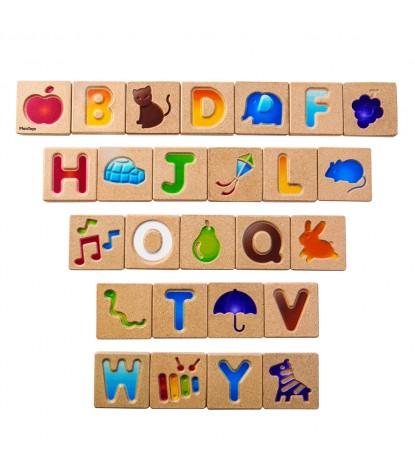 Plan Toys – Alphabet A-Z