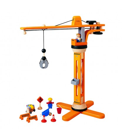 Plan Toys – Crane Set